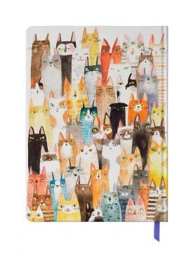 پلنر رنگی مسترنوت طرح گربه